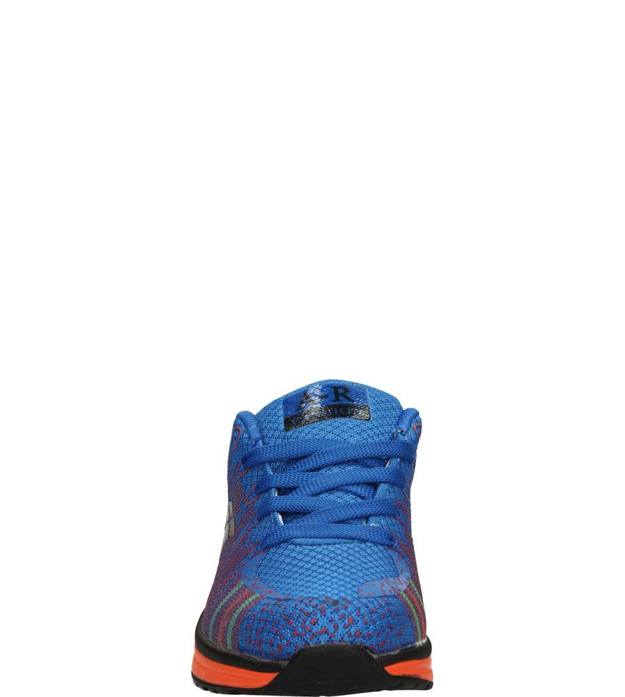 Damskie SPORTOWE CASU B417 niebieski;pomarańczowy;
