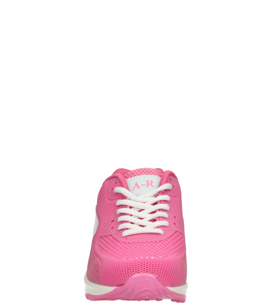 Damskie SPORTOWE CASU B402 różowy;biały;