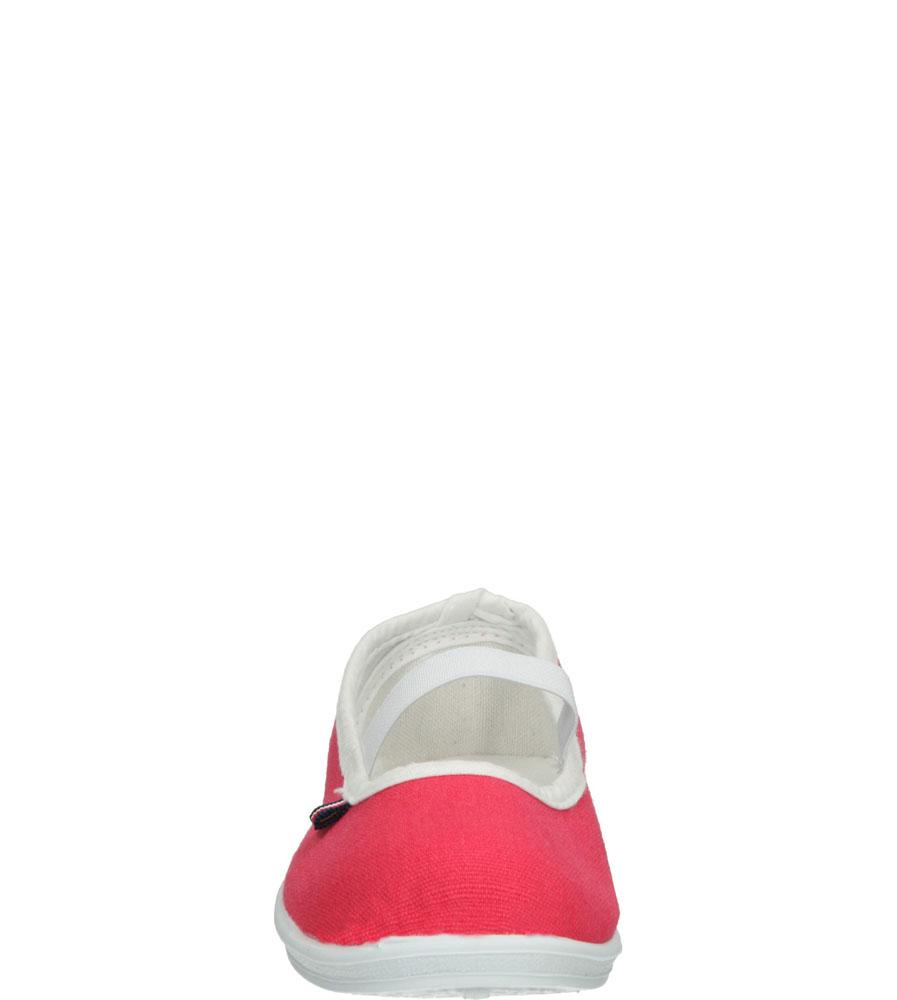TRAMPKI 3SP-093-LS kolor ciemny różowy