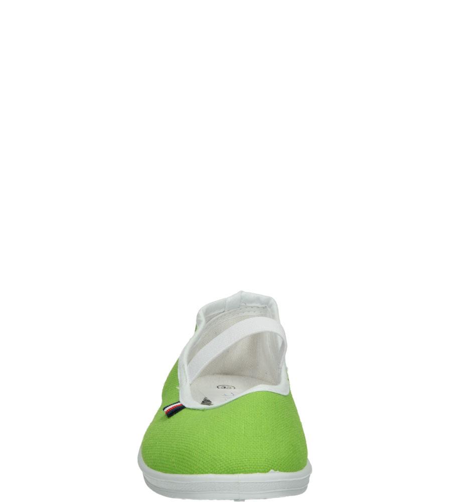Dziecięce TRAMPKI 5SP-093-LS zielony;;