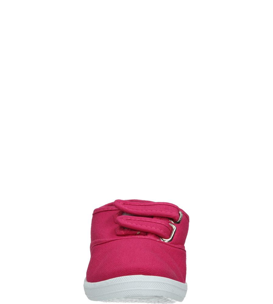 Dziecięce TRAMPKI 3SP-147-LS różowy;;