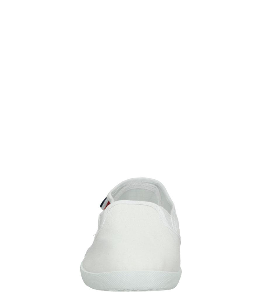 TENISÓWKI CASU 7SP-208-LS kolor biały