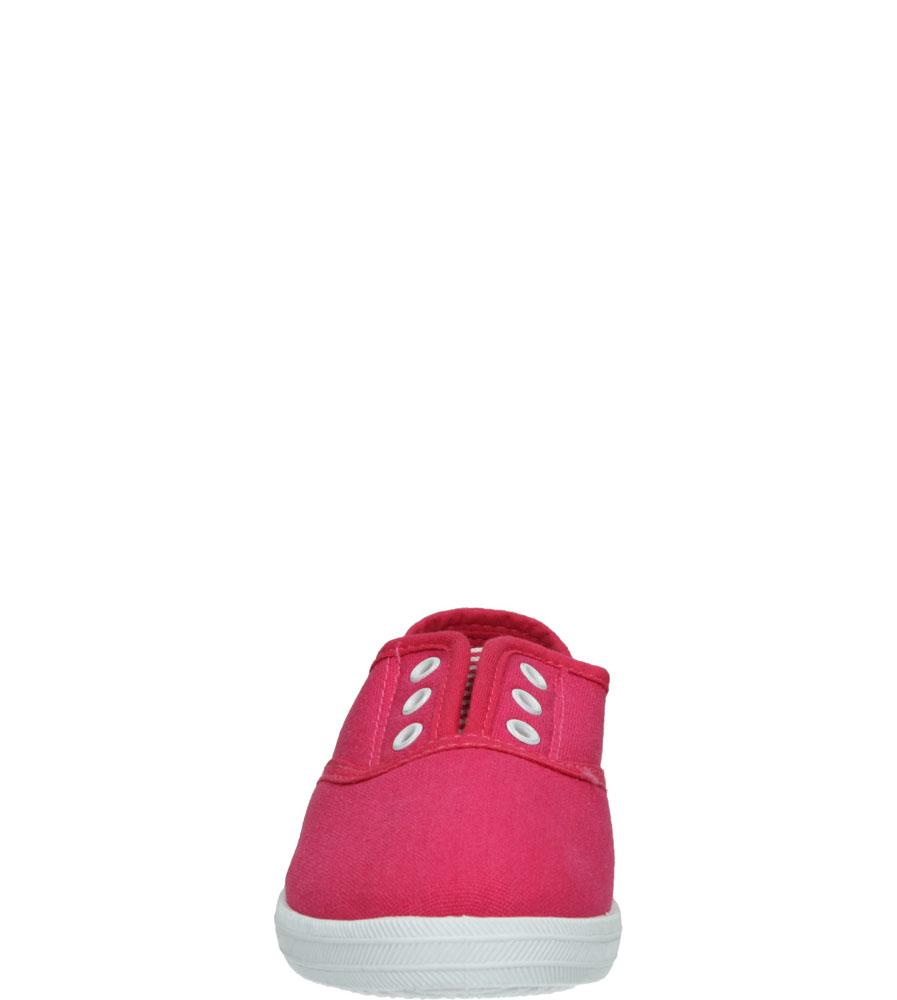 Dziecięce TRAMPKI 3SP-210-LS różowy;;