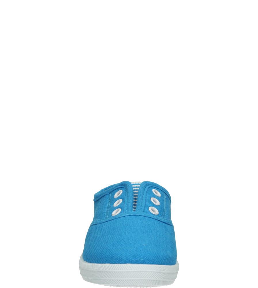 Dziecięce TRAMPKI 3SP-210-LS niebieski;;