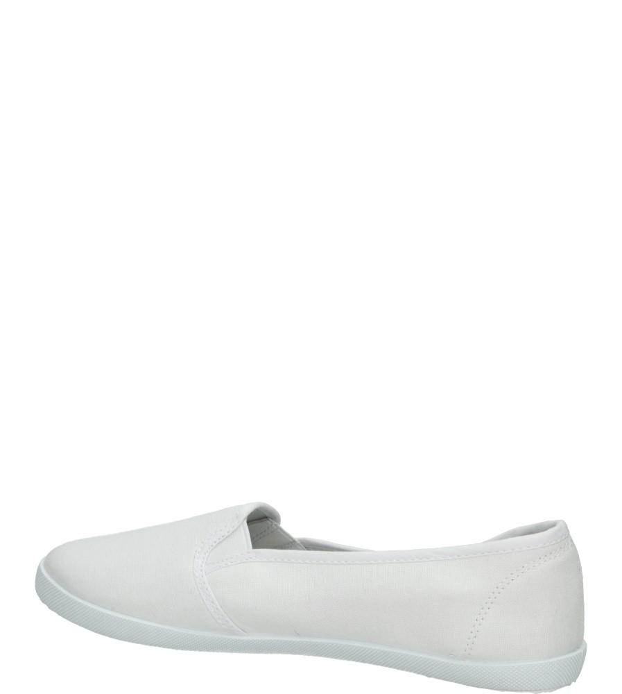 Damskie TENISÓWKI CASU 7SP-209-LS biały;;