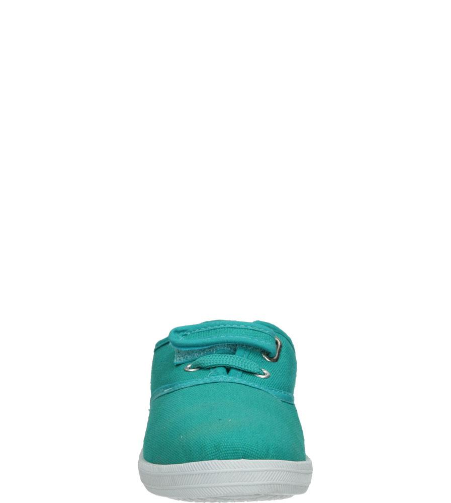 Dziecięce TRAMPKI CASU 3SP-127B-LS niebieski;;
