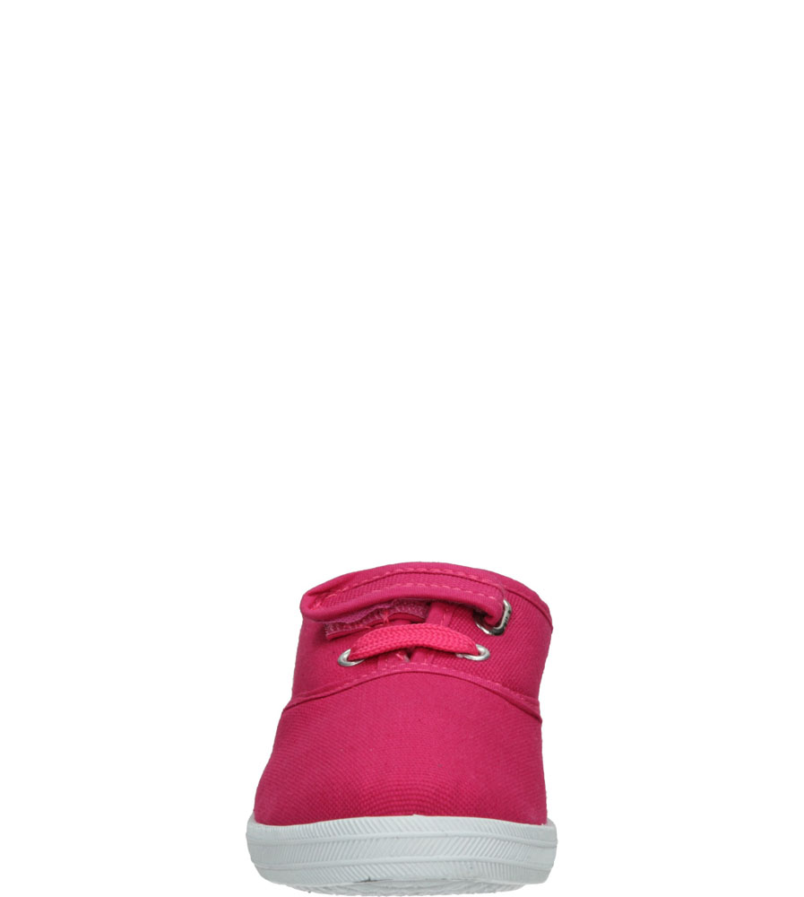 Dziecięce TRAMPKI CASU 3SP-127B-LS różowy;;