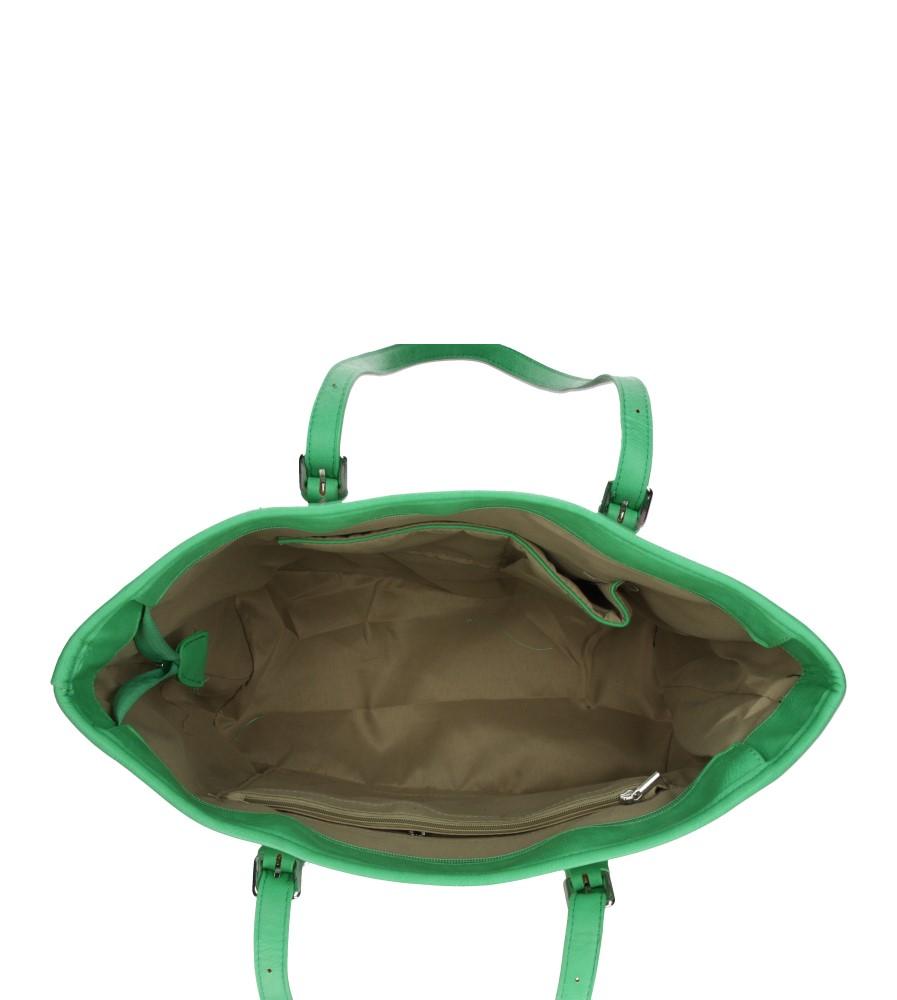 Damskie TOREBKA 5077 zielony;multikolor;