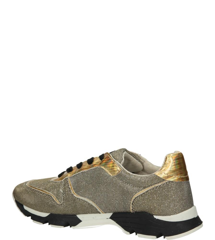 SPORTOWE BULLBOXER 768F5T010 kolor czarny, srebrny, złoty