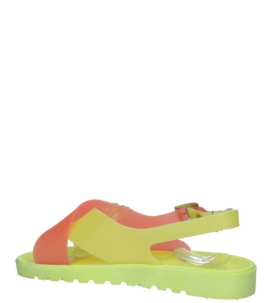 MELISKI LU BOO LX-03 kolor zielony, żółty