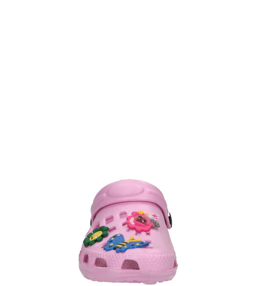 Dziecięce KLAPKI AMERICAN 2339/15-7 różowy;;
