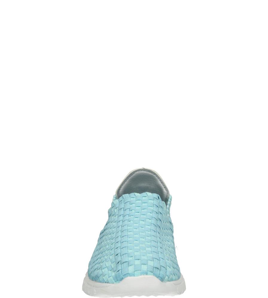 Damskie SPORTOWE CASU L40501L niebieski;;