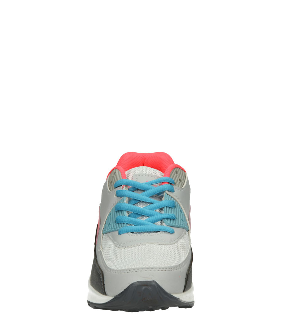 Damskie SPORTOWE CASU LXC6968 biały;niebieski;różowy