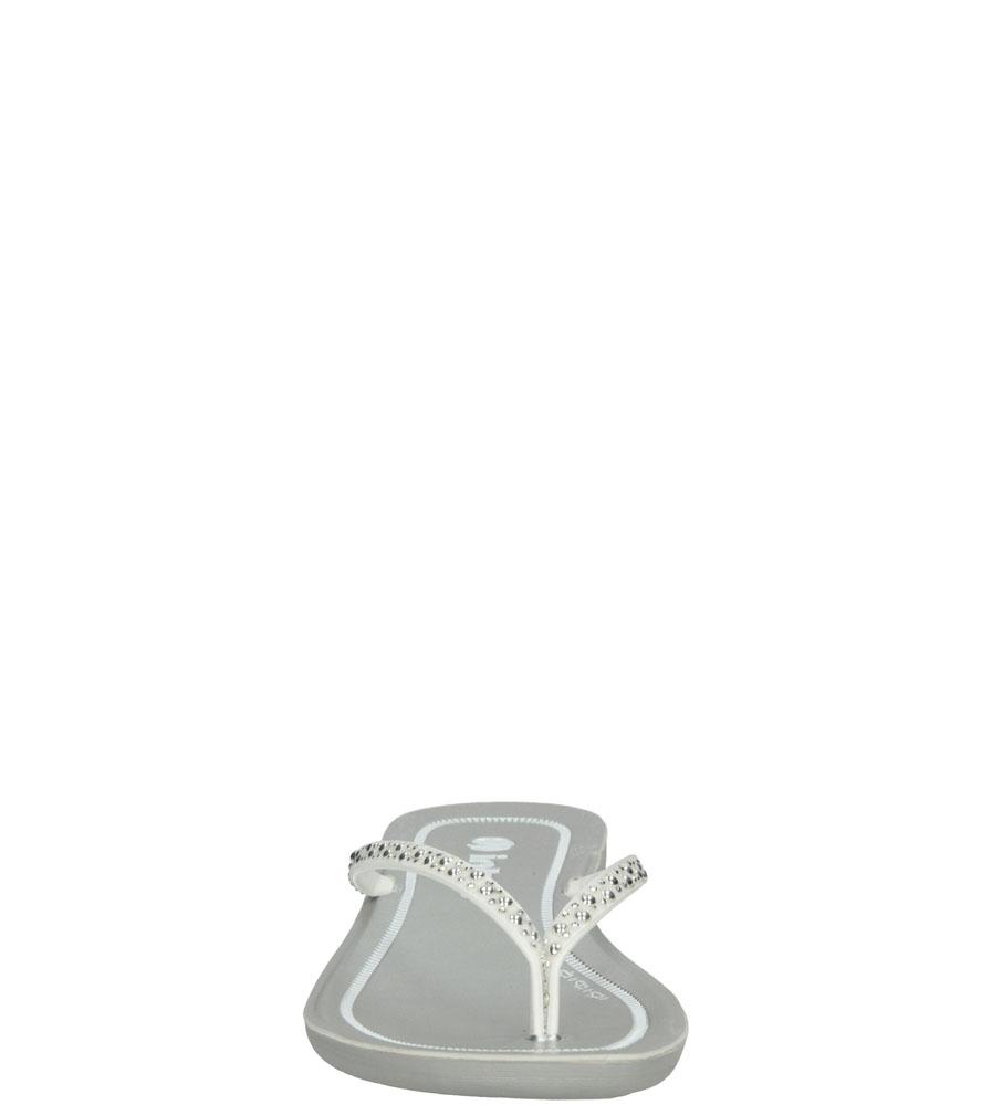 Damskie JAPONKI INBLU IB000033 biały;;
