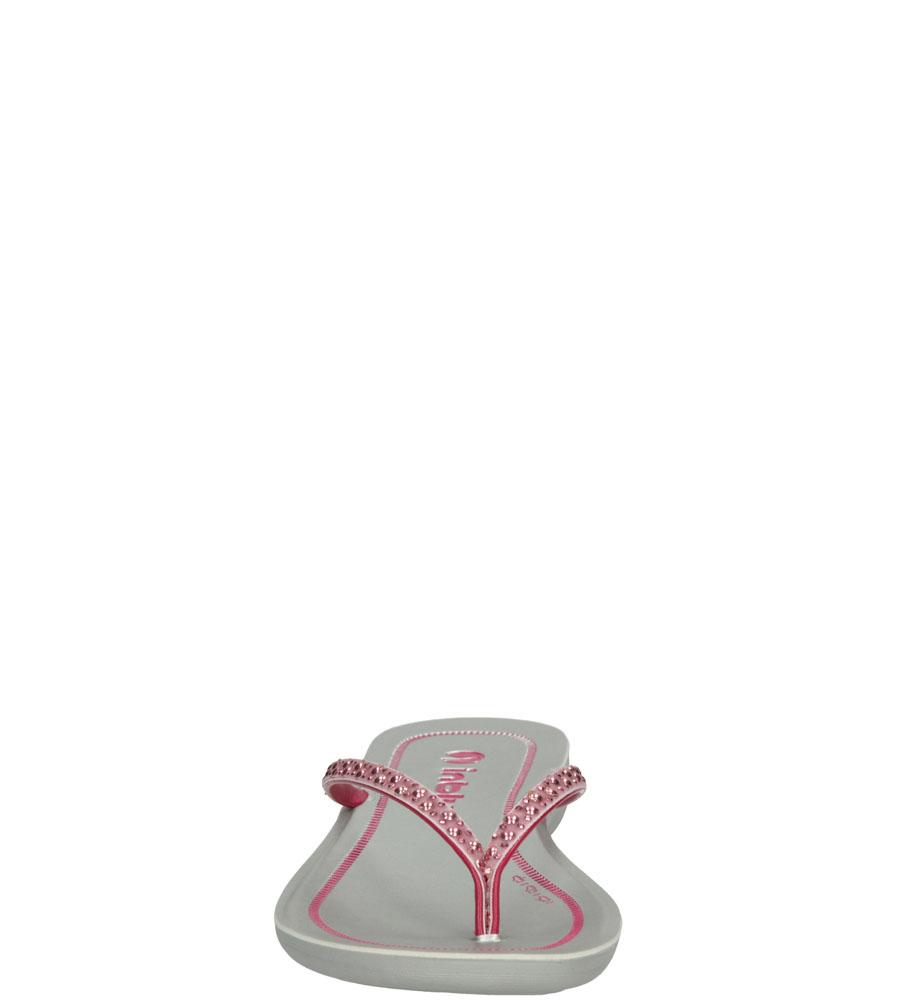 Damskie JAPONKI INBLU IB000033 różowy;;