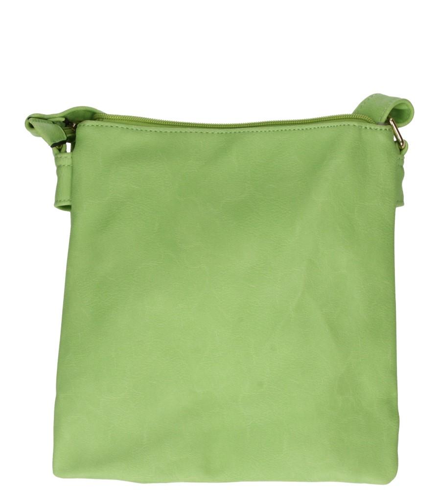 Damskie TOREBKA LISTONOSZKA 31955 zielony;;