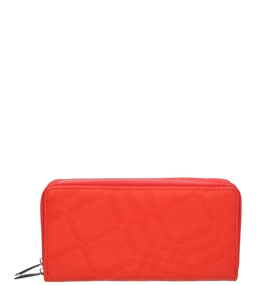 Damskie PORTFEL YUHE F6252 czerwony;;
