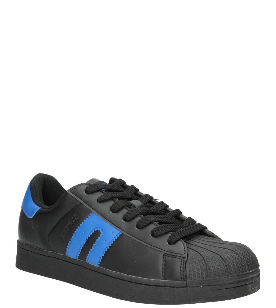 Męskie SPORTOWE CASU MXC7072 czarny;niebieski;