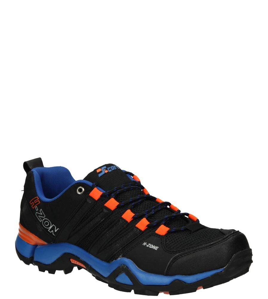 Męskie SPORTOWE CASU MXC6862 czarny;niebieski;