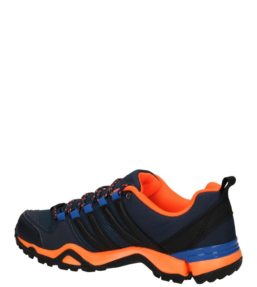 Męskie SPORTOWE CASU MXC6862 niebieski;pomarańczowy;