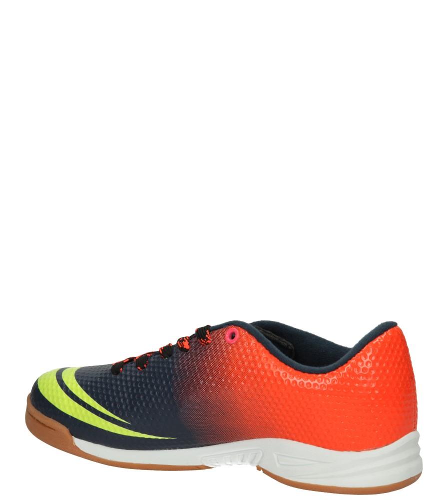 SPORTOWE 5XC7068 kolor granatowy, pomarańczowy, zielony