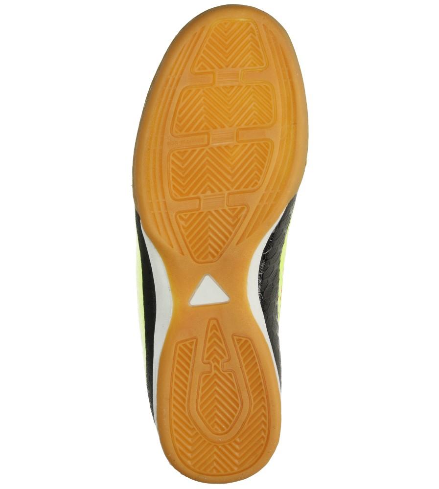 Męskie SPORTOWE CASU MXC7058 czarny;pomarańczowy;