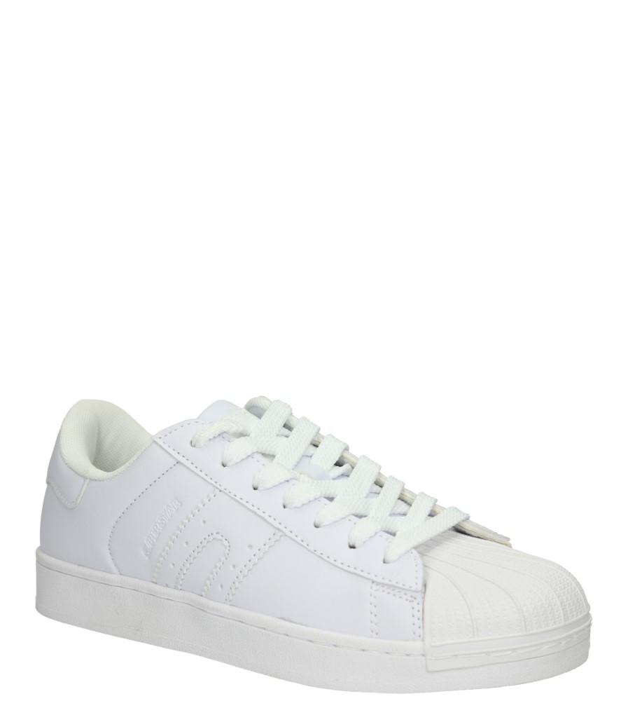 Damskie SPORTOWE CASU LXC7072 biały;biały;