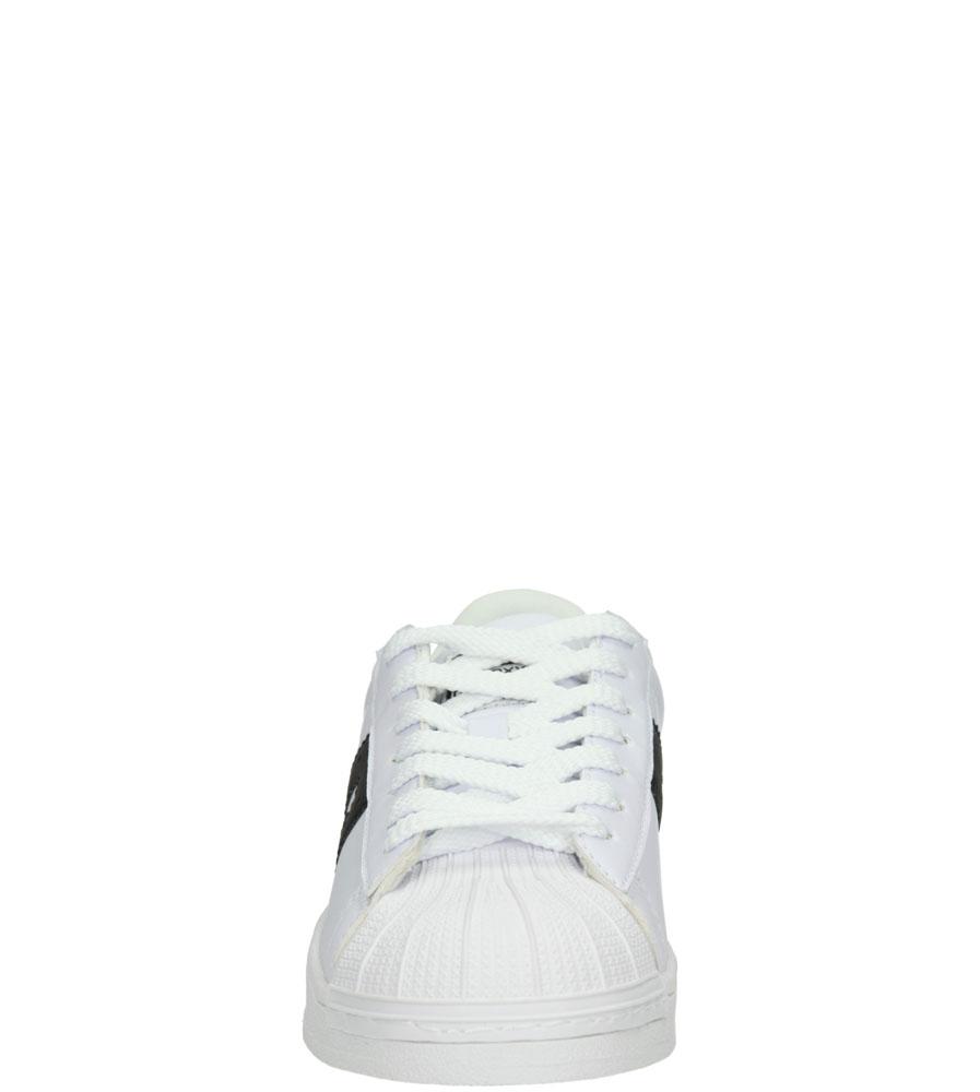 Damskie SPORTOWE CASU LXC7072 biały;czarny;