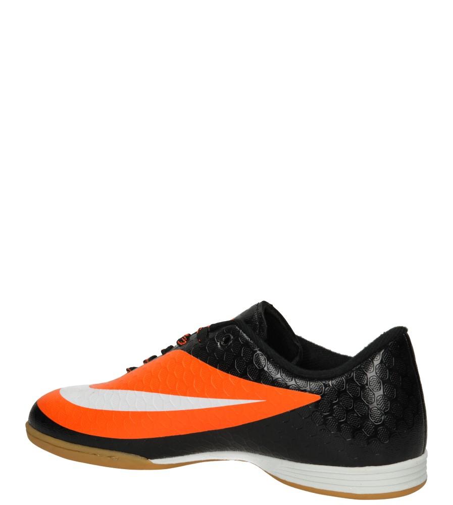 SPORTOWE LXC7057 kolor czarny, pomarańczowy