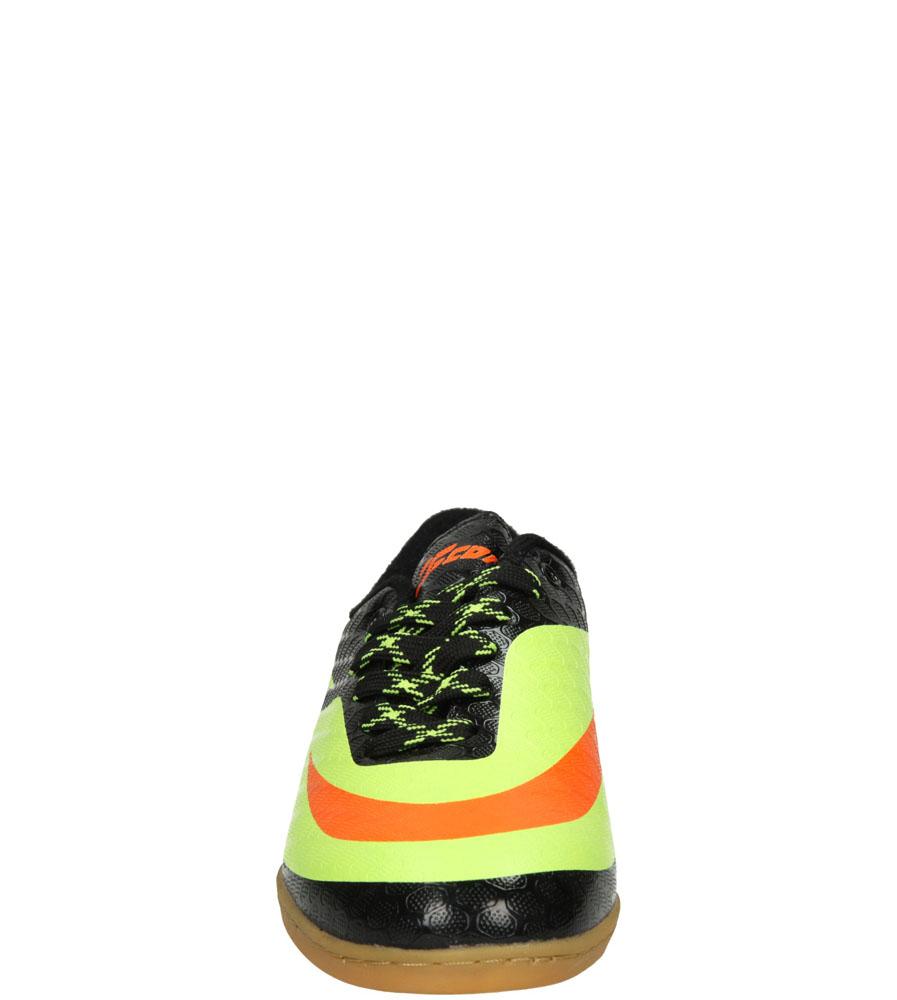Męskie SPORTOWE LXC7057 czarny;zielony;