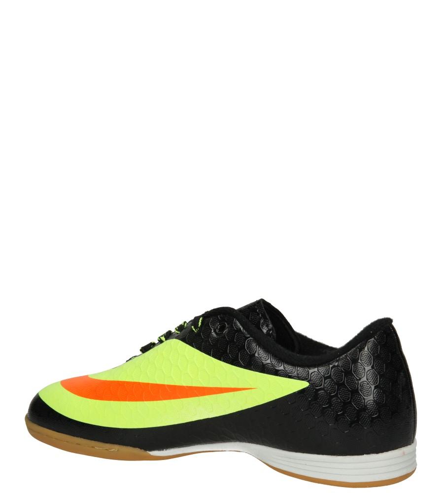 SPORTOWE LXC7057 kolor czarny, zielony