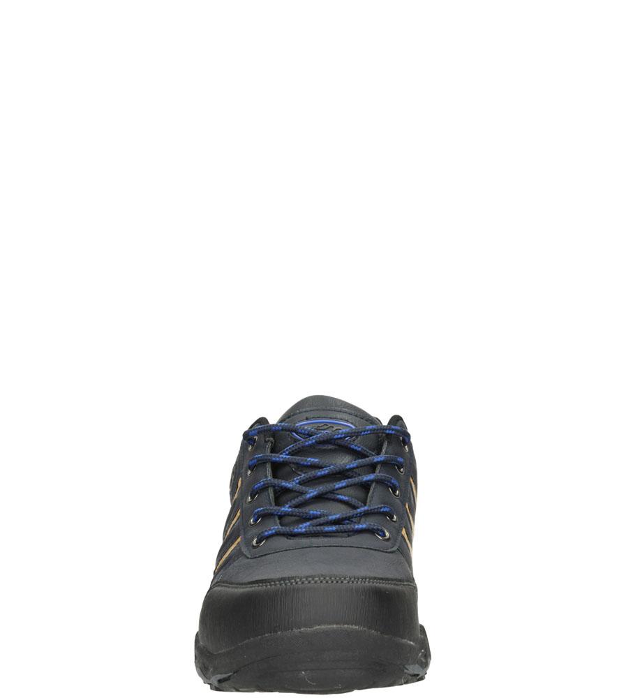 Męskie PÓŁBUTY CASU MXC7006 niebieski;niebieski;