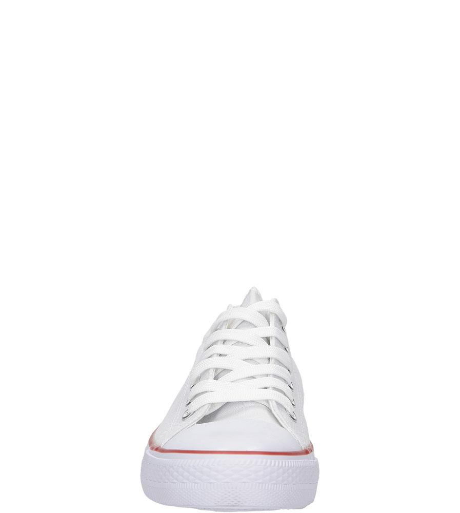 Trampki Casu TL12 kolor biały