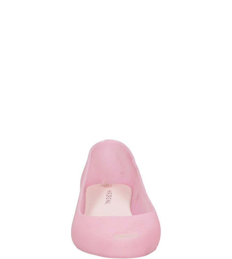 MELISKI CASU 7F-JA32921 kolor jasny różowy