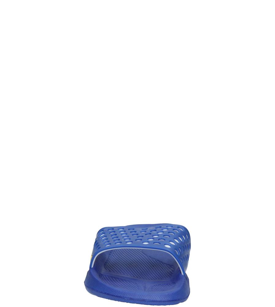 Damskie KLAPKI CASU 107 niebieski;;