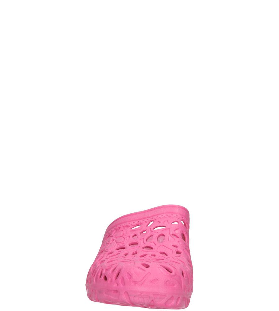 Damskie KLAPKI CASU XTB-692 różowy;;