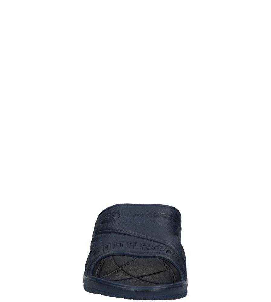 Męskie KLAPKI CASU XTB-691 niebieski;;