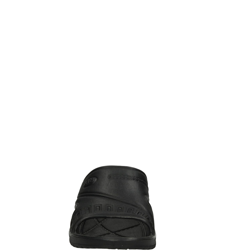 Męskie KLAPKI CASU XTB-691 czarny;;