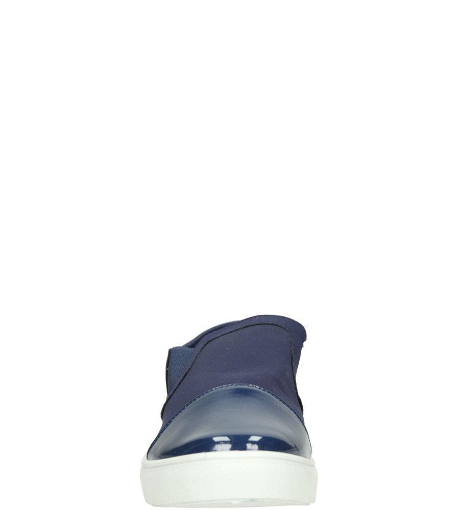 Damskie CREEPERSY CASU 7TX-AI84980 niebieski;;