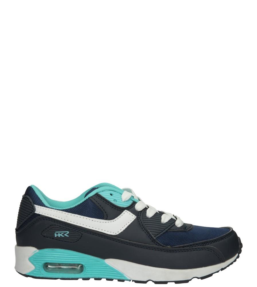 Damskie SPORTOWE CASU 7A-HG85085 niebieski;niebieski;