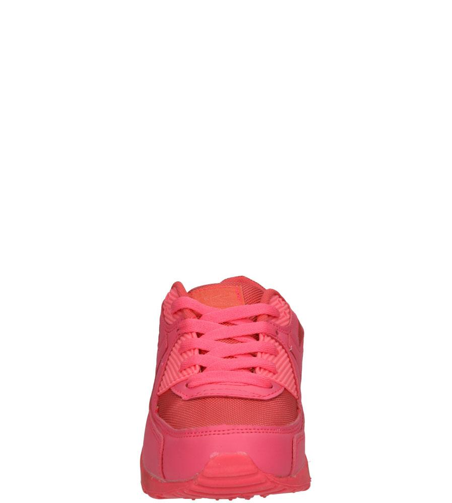 Damskie SPORTOWE CASU 7A-HG85659 różowy;;