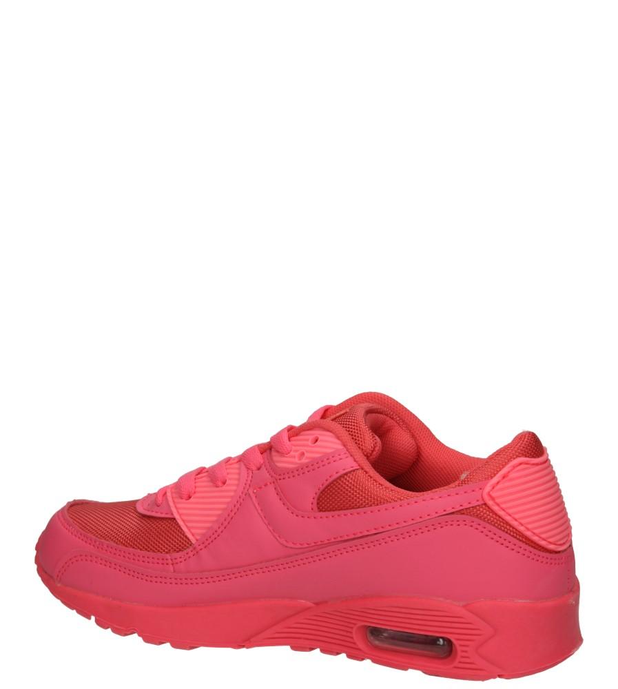 SPORTOWE CASU 7A-HG85659 kolor różowy