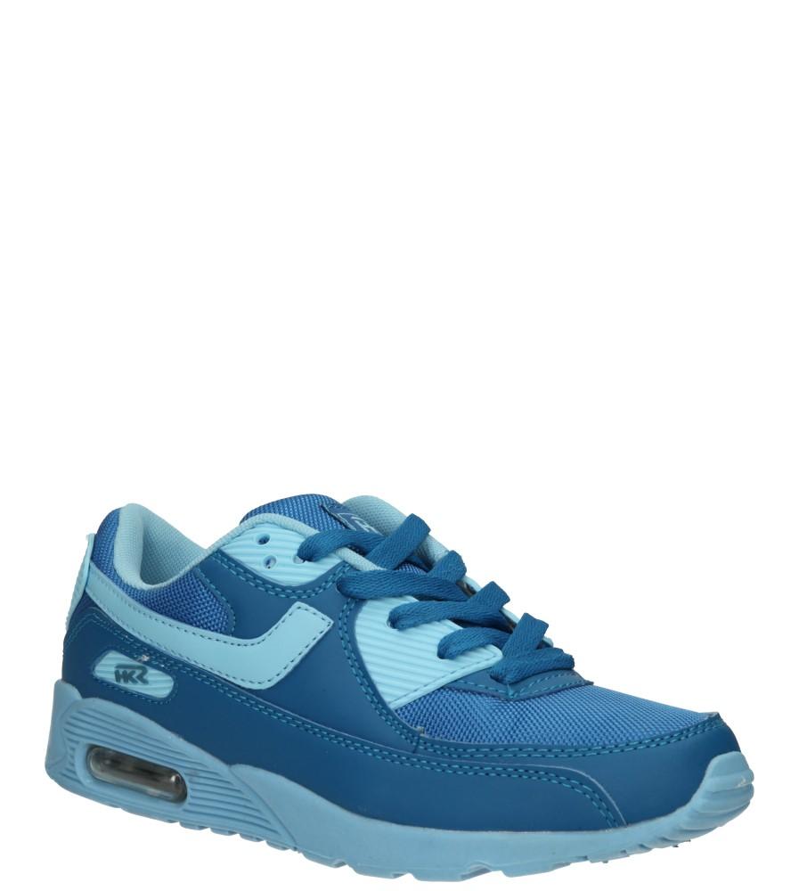 Damskie SPORTOWE CASU 7A-HG85659 niebieski;niebieski;