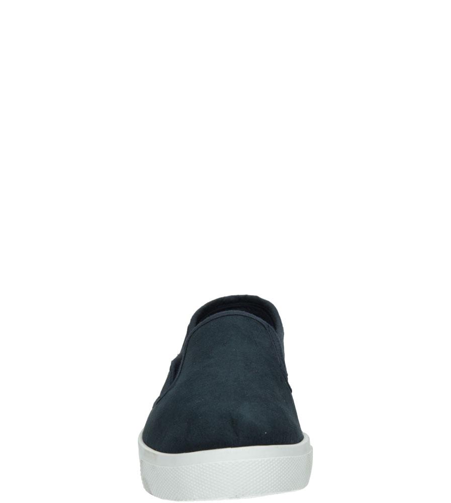 Damskie CREEPERSY MCKEY R15-D-TN-619 niebieski;;