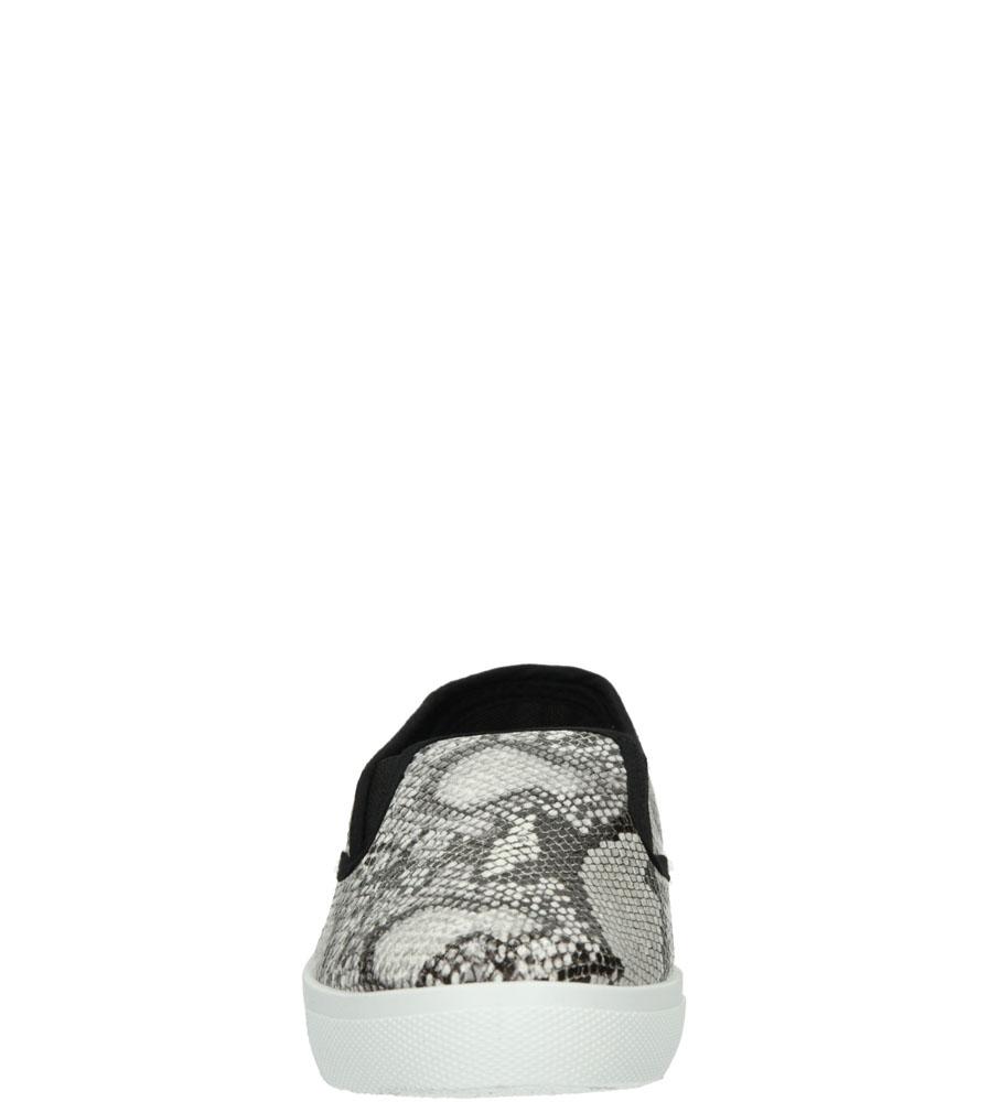 Damskie CREEPERSY MCKEY R15-D-TN-632 szary;czarny;biały