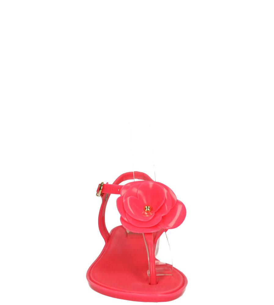 Damskie MELISKI MEL BY MELISSA 31532 różowy;;