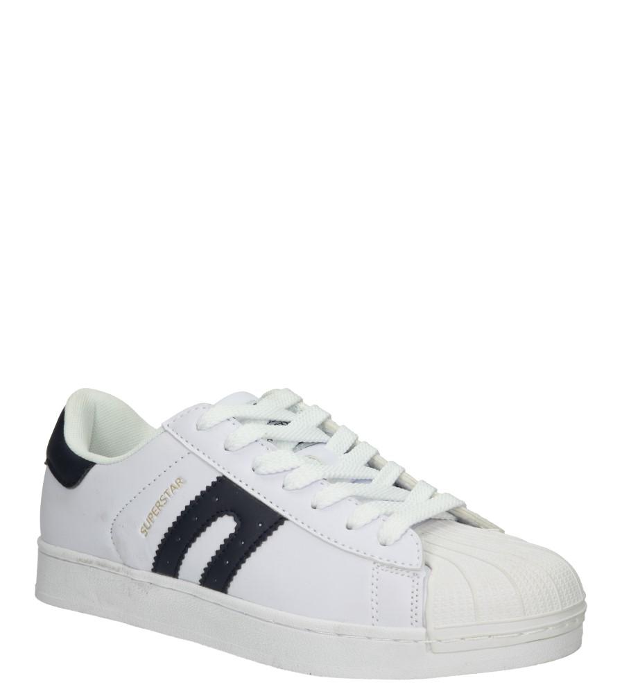 Damskie SPORTOWE CASU LXC7072 biały;niebieski;