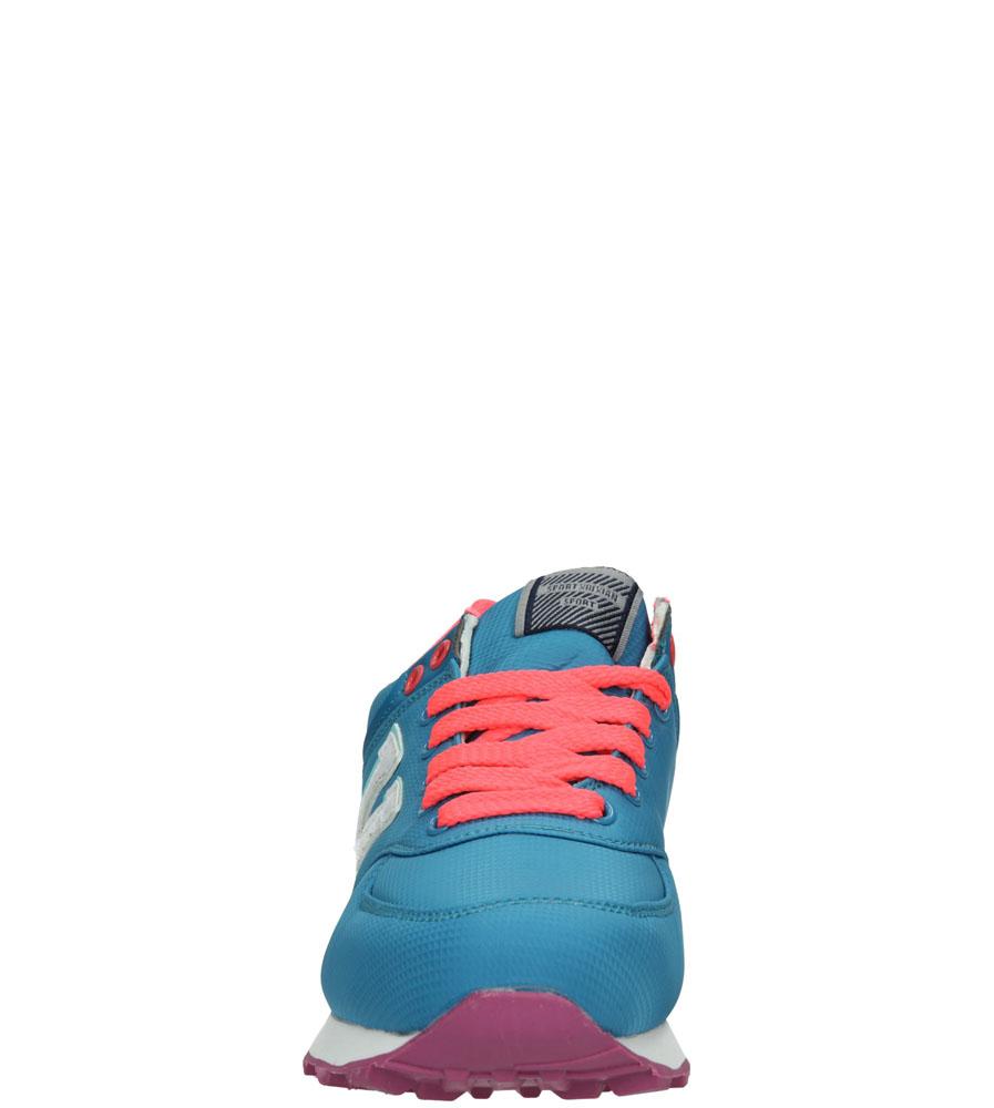 Damskie SPORTOWE CASU LXC6915 niebieski;czerwony;