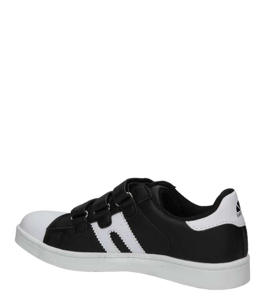 PÓŁBUTY 5XC7072 kolor biały, czarny
