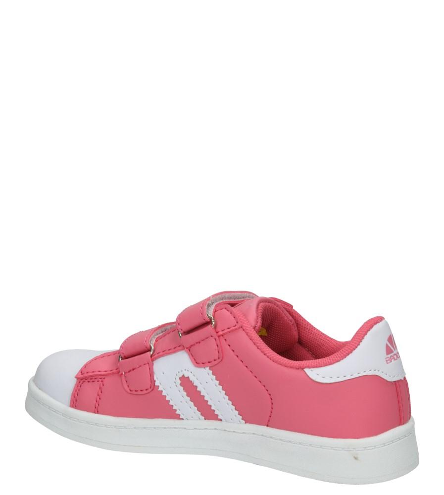 PÓŁBUTY 3XC7075 kolor biały, różowy